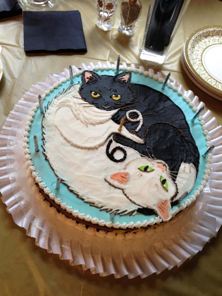 69 cake