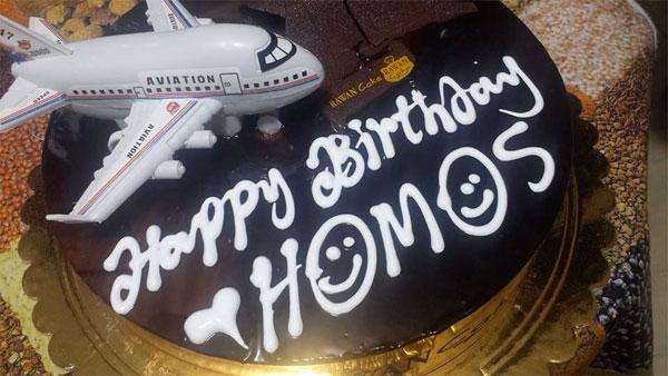 Homophobic cake