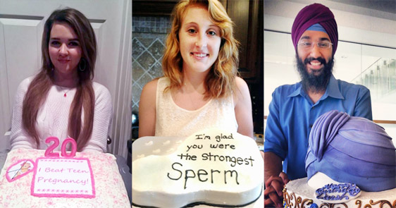 17 Funny Cakes In Case You Have A Birthday Coming Up