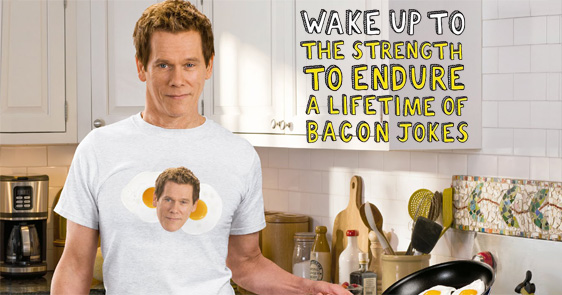 This Hilarious Egg Ad Comes With Kevin Bacon On The Side