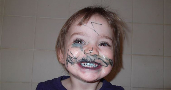 Why You Shouldn't Let Your Kids Play With Markers