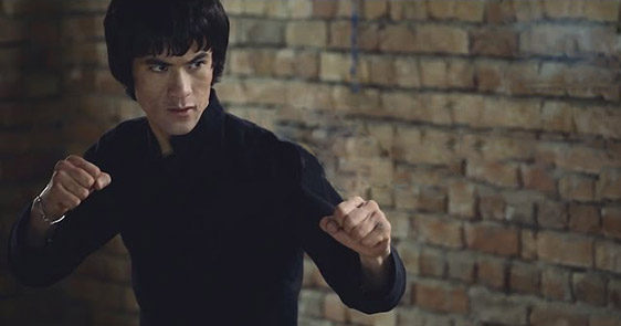 Meet the Afghan man who wants to become the next Bruce Lee