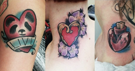 Tattoos You Might Want To Get For Valentines Day