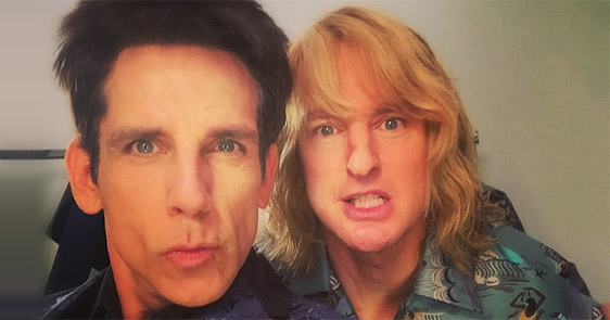 Zoolander Appearing At The Paris Fashion Week Shocks The Internet